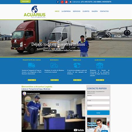 Acuarius Logistic